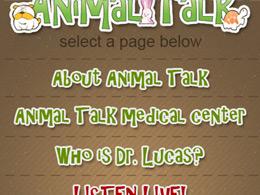 Animal Talk App