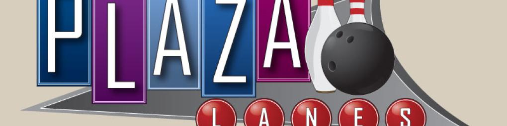 Plaza Lanes Logo