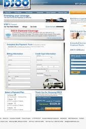 DSCO Website