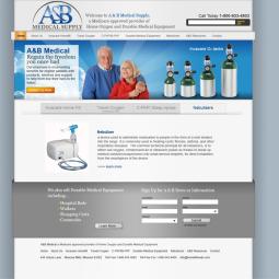 AB Medical Website