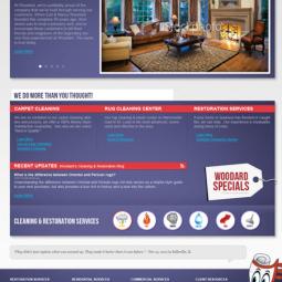 Woodard Website