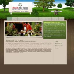 Braik Brothers Website