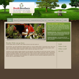 Braik Brothers Website