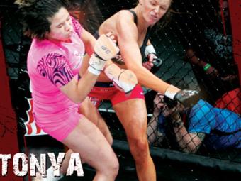 Fight Hard MMA Magazine Ad