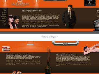 David Anthony Website