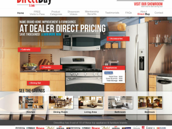 Direct Buy Website