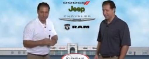 Glendale Dart TV Commercial.